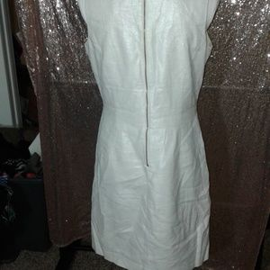 mercer & madison Dresses - EUC Mercer and Madison Metallic Shift Dress SZ 8